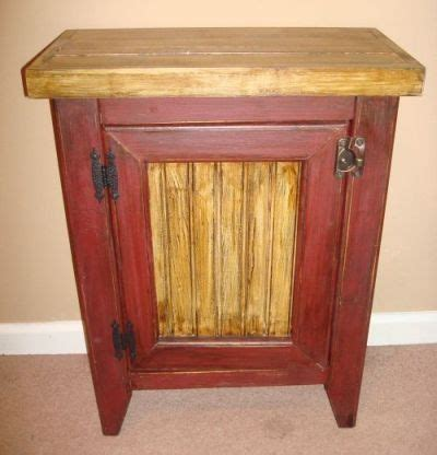 primitive country table ls primitive country end table primitive decor pinterest