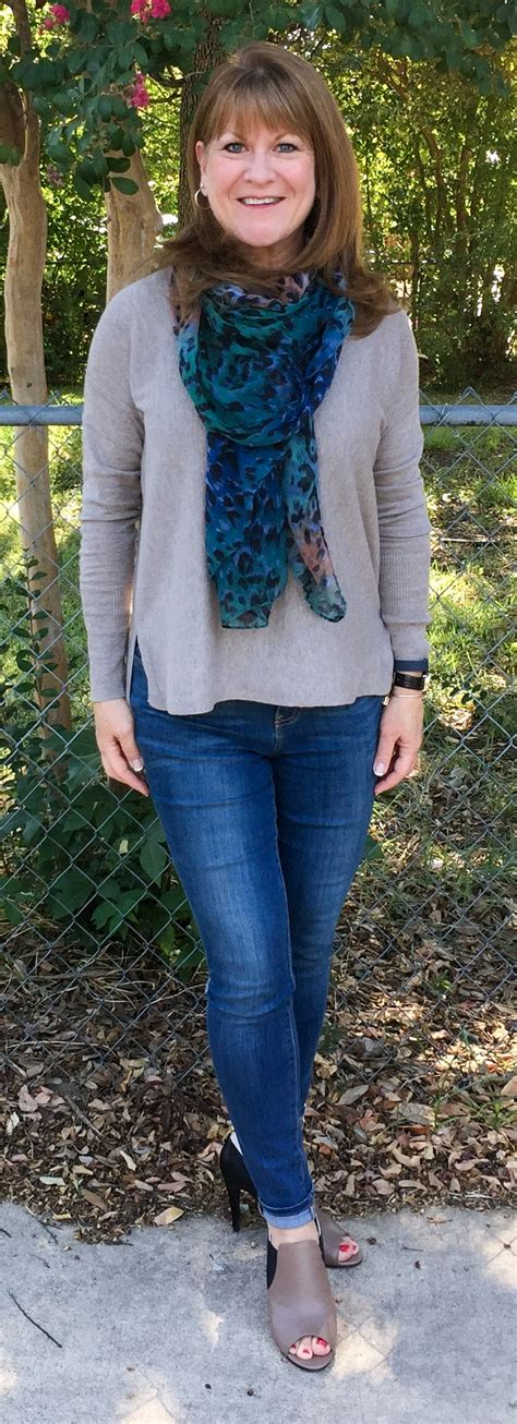 Skinny Jeans Over 50 Style Savvy Dfw