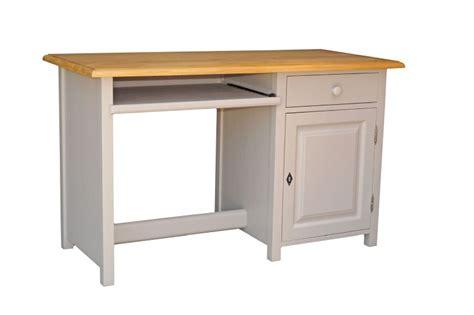 bureau en pin bureau informatique en pin massif