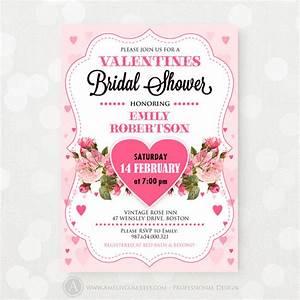 valentine39s day bridal shower finds trueblu bridesmaid With valentine wedding shower ideas