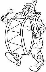 Fun Carnival Coloring Pages sketch template