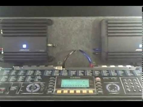 Wiring Keyboard Subwoofers Orion Subs