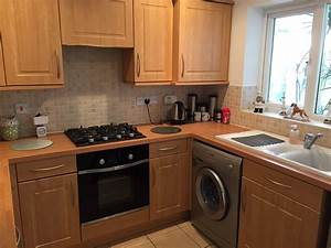 kitchen makeovers replacement kitchen doors unit renovations With kitchen design with washing machine