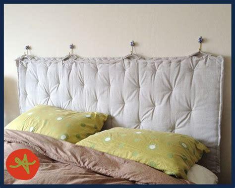 cusion bed 62 diy cool headboard ideas