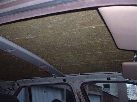 sellier siege auto e32 730ia an 89 démontage ciel de toit