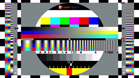 Test Pattern - cispr 32 bt 1729 test pattern streamspark