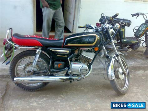 second yamaha rx 135 in bangalore price is rs 18 000 id is 51078 bikes4sale