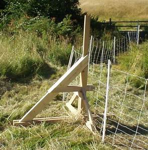 a portable fence stile