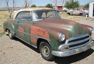 1951 Chevy Bel Air Deluxe 2 Door - Clear Title