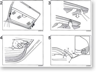 wagon spoiler removal instructions