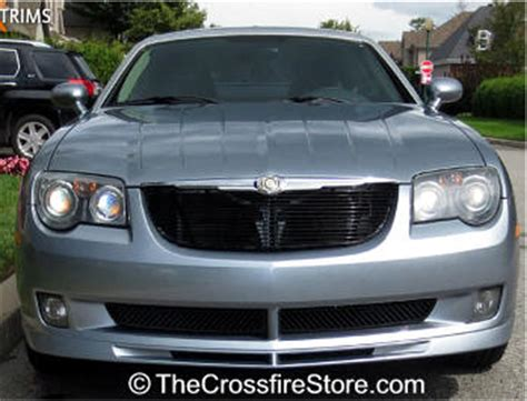Chrysler Crossfire Grill by Chrysler Crossfire Parts Accessories Store Grilles