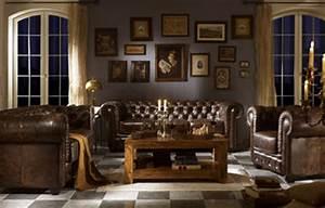 Salon En Anglais : d coration salon style anglais chambre bureau fond pinterest decoration salon id e ~ Preciouscoupons.com Idées de Décoration