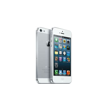sim free iphone apple iphone 5 16gb white sim free from s o s mobiles uk