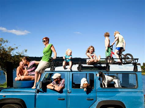 Family Road Trip Survival Guide Travelchannelcom