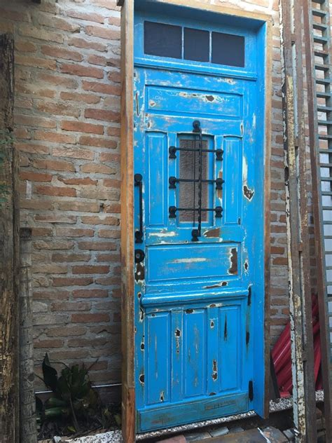 porta antiga demolicao restaurada decoracao casa madeira   em mercado livre