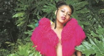hair bands online meet local fashion and rap sensation sho madjozi