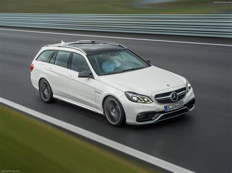Mercedes-benz E63 Amg Estate (2014)