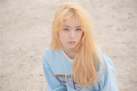 Photos Of Ice Cream Exclusive Fall In Love With Red Velvet Like A First Love K Popped