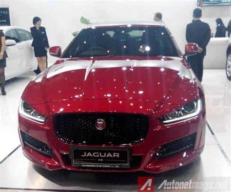 Gambar Mobil Jaguar Xe by Jaguar Xe Sport Front Autonetmagz Review Mobil Dan