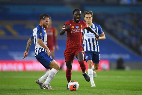 Naby Keita could thrive at Liverpool during 2020/21 campaign