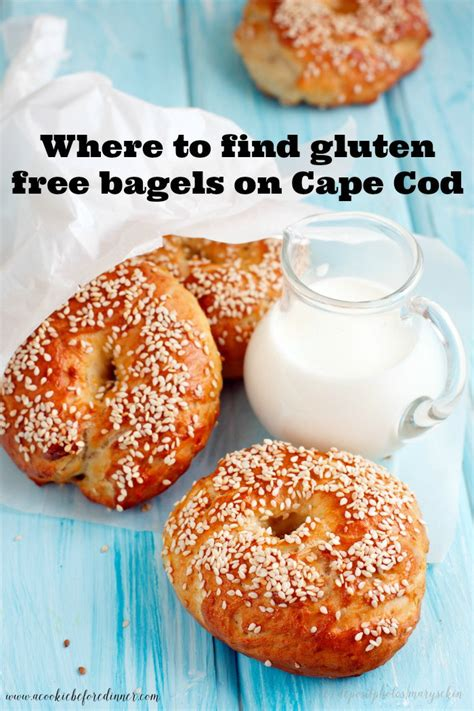 Where Can I Find Gluten Free Bagels On Cape Cod?