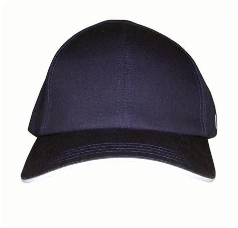 baseball hat black emporio armani ea7 black baseball cap hats from