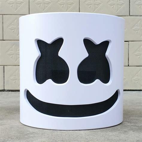 mask marshmello helmet marshmello dj mask face hat
