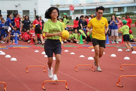 Upper Primary School Sports Day 2017 - Pathlight School