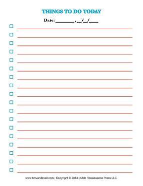 to do checklist template tim de vall comics printables for