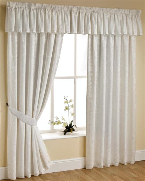 orlando ivory fully lined crushed voile curtains choice