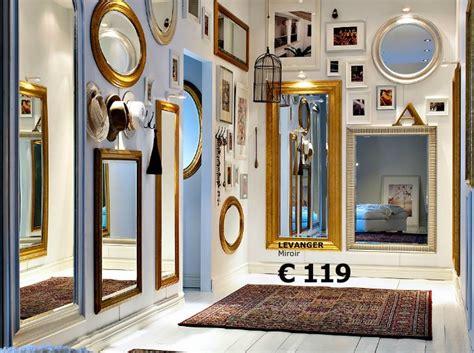 cuisine ikea miroir doré rectangulaire de chez ikea photo 9 20 un