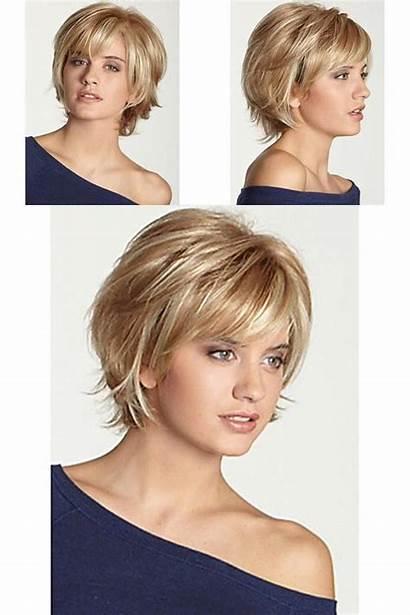 Short Bob Hairstyles Choppy Hair Wavy Thick