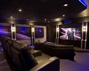 44 fotos sternenhimmel aus led f r ein luxuri ses interieur for Kino zu hause