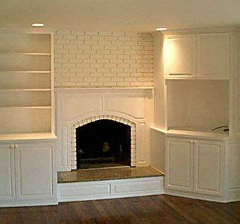 cabinets next to fireplace pinterest the world s catalog of ideas