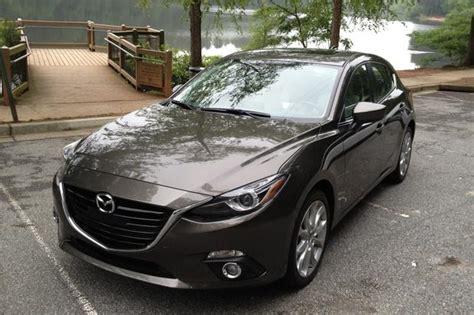2014 Mazda3 Grand Touring Hatchback