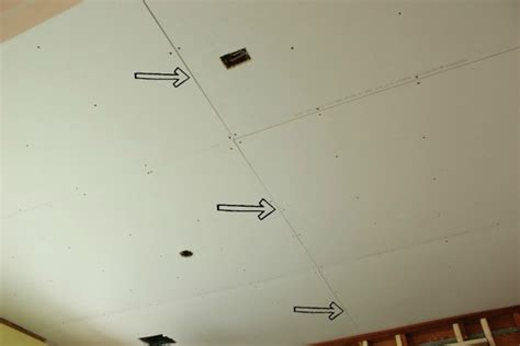 finishing drywall on ceiling how do you like my joints drywall finishing tips