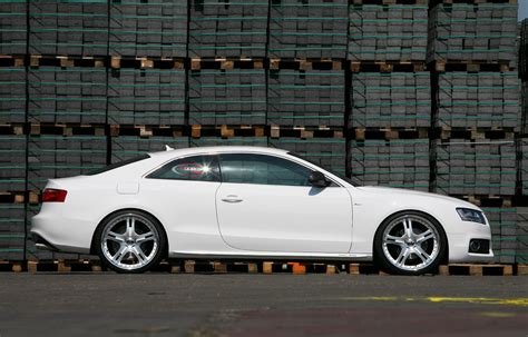 Senner Tuning Audi A5 30 Tdi White Speed Car Tuning