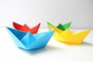 Geld Test Stift : papier schiffe falten leicht gemacht ~ Kayakingforconservation.com Haus und Dekorationen