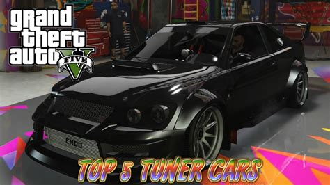 Top Ten Tuner Cars by Gta V Top 5 Tuner Cars