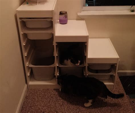 cat furniture ikea hack