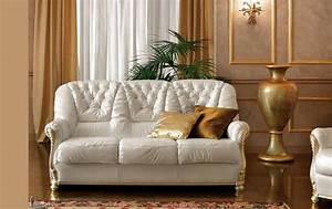 Möbel Aus Italien : exlusives sofa couch 3 sitzer ecoleder italienische klassische stilm bel komfort ebay ~ Indierocktalk.com Haus und Dekorationen