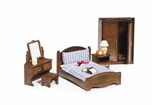 calico critters master bedroom set in harmony store