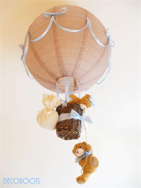 lustre chambre bébé garçon lustre suspension ours tom gris blanc inspirations avec