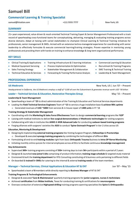 Chronological Resume Career Change career change resume 2019 guide to resume for career change