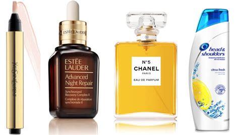 produit de beauté mac les 25 produits de beaut 233 les plus vendus au monde