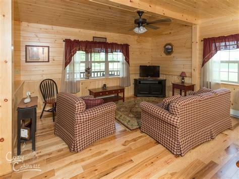 cozy home interiors log cabin interior ideas home floor plans designed in pa