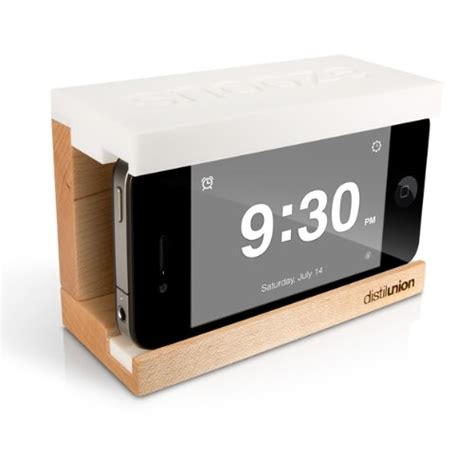 how is snooze on iphone snooze iphone alarm clock dock