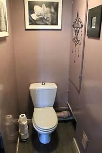 mes toilettes c39est ma deco eco With quelle couleur pour les wc 3 quelle couleur et quelle deco pour mes toilettes