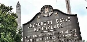Jefferson Davis Monument, Fairview, Kentucky