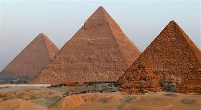 Pyramid Pyramids Wallpapers Giza Desktop Egypt Awesome